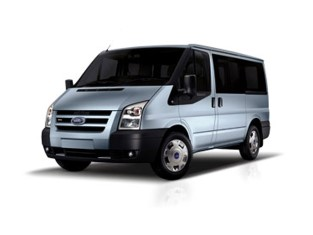 Ford Transit Bestelwagen Autoverhuur Lanters BV