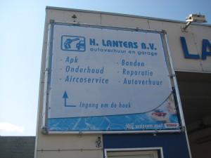 Lanters Autoverhuur en Garagebedrijf banner