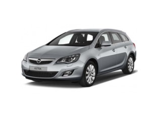 Opel Astra Wagon Autoverhuur Lanters BV